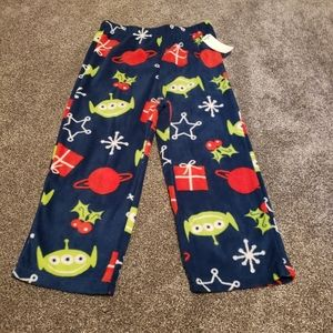 NWT Toy to the World Christmas Toy Story Pajamas